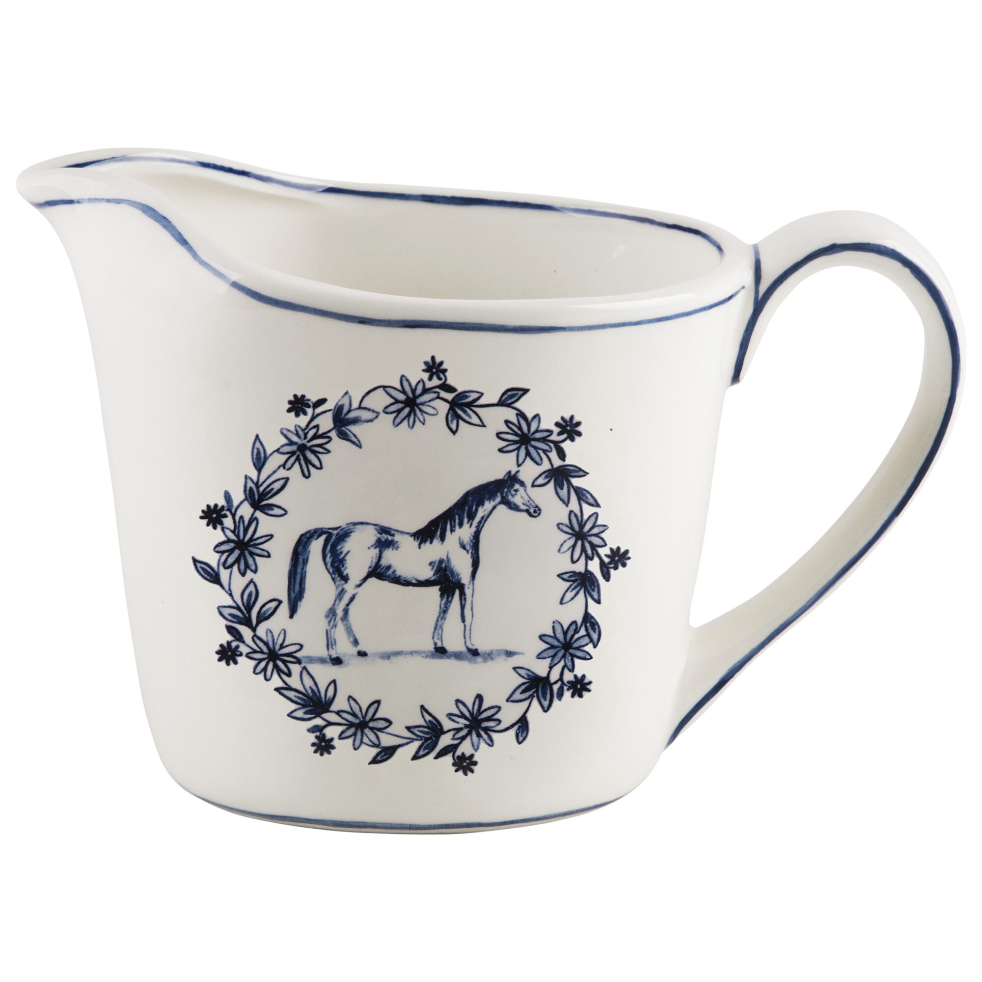 Molly Hatch Molly Hatch Horse Design 4 Cup Measuring Cup Birch Lane