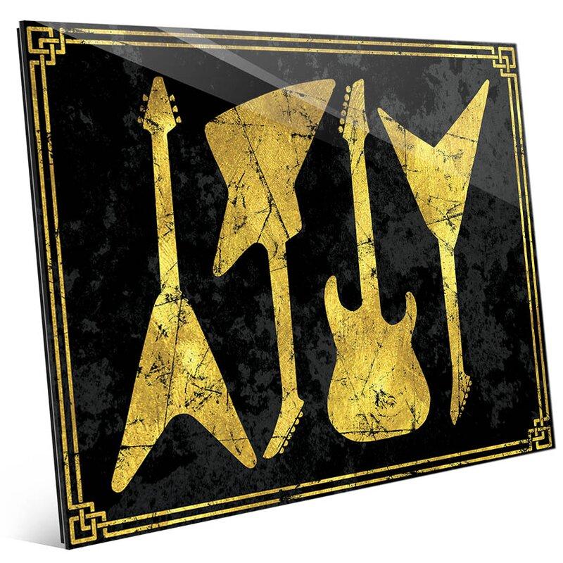 Outstanding Metal Wall Art Guitar Component - Art & Wall Decor ...