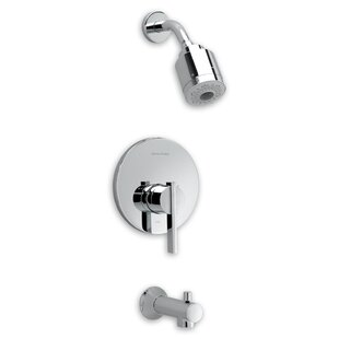 American Standard Berwick Flowise Diverter Bath/Shower Faucet Trim Kit with FloWise