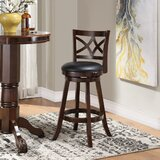 Levinson Swivel Bar & Counter Stool by Alcott Hill®