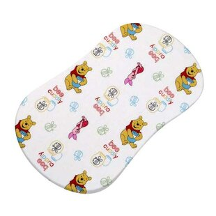 Great Price Pooh Bee Cuddly Bassinet Bedding Sheet By Sheetworld