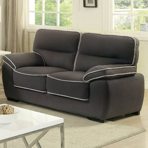 Lowery Loveseat by Latitude Run