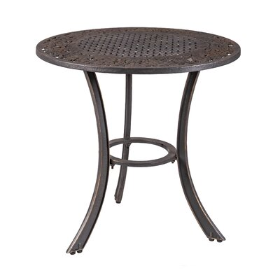 Millerville Cast Iron Dining Table by Canora Grey Find