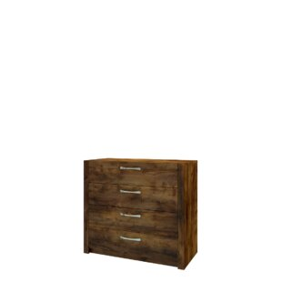 Attleborough 4 Drawer Dresser