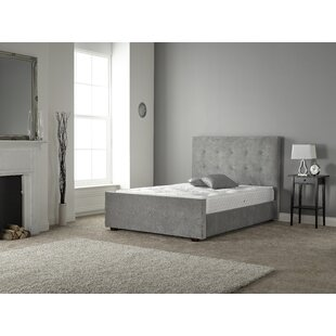 Hixson Upholstered Bed Frame By Ophelia & Co.