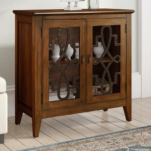 Albinson 2 Door Accent Cabinet by Darby Home Co