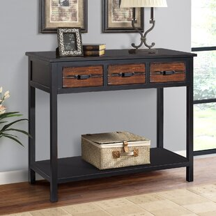 Highland Dunes Albertine Console Table
