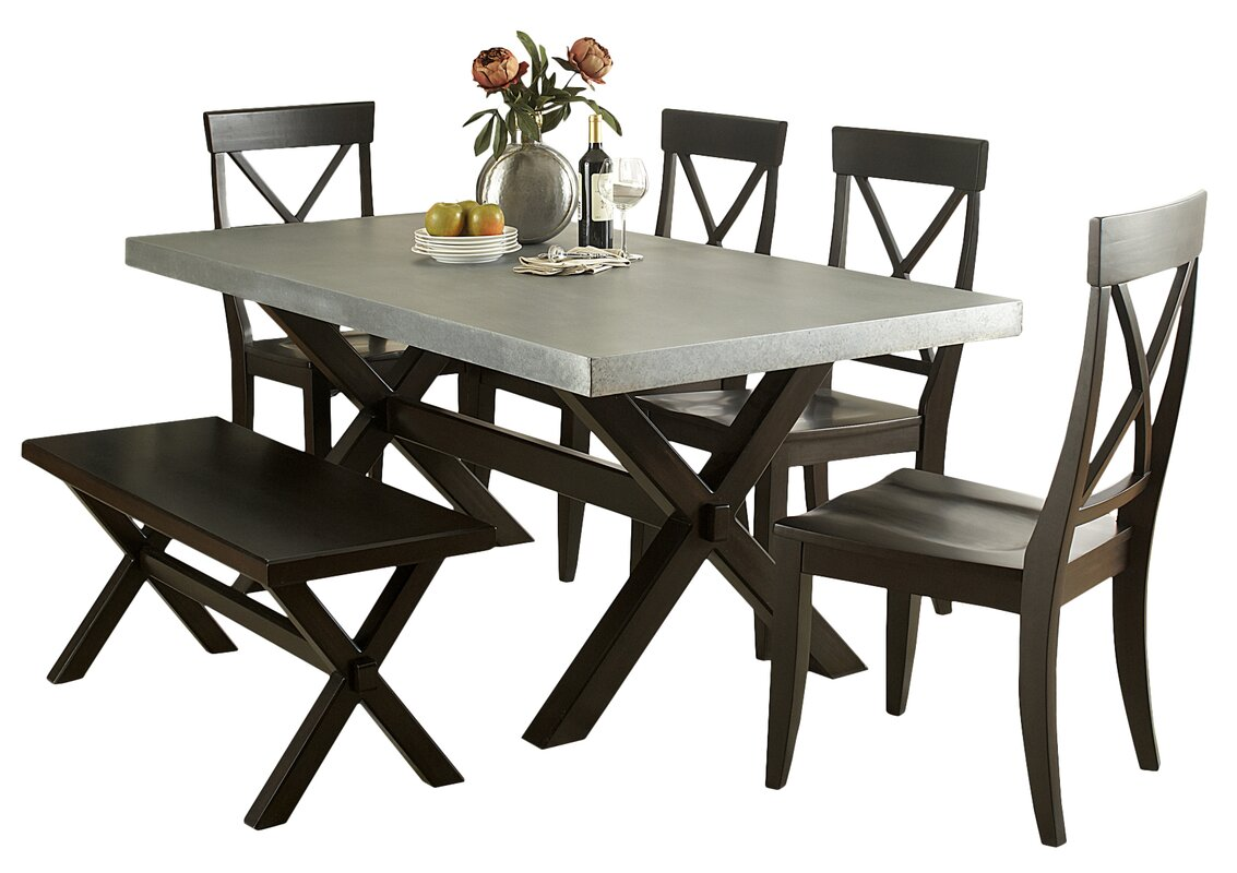 August Grove Gardner Dining Table Reviews