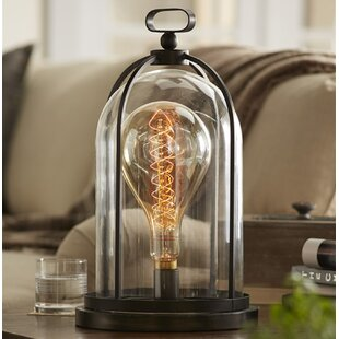 Inexpensive Domed 21 Table Lamp By Melrose International