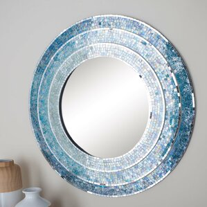 Wayfair Wall Mirrors mosaic wall mirrors | wayfair