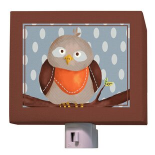 Oopsy Daisy Oscar the Owl Night Light