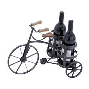Dudley 2 Bottle Tabletop Wine Rack by Williston Forge