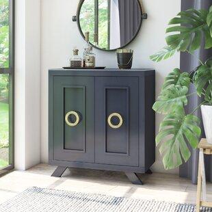 Mariya Wine Bar Cabinet by Wrought Studio