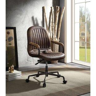 Leblanc Adjustable Executive Chair by Williston Forge 2019 Sale