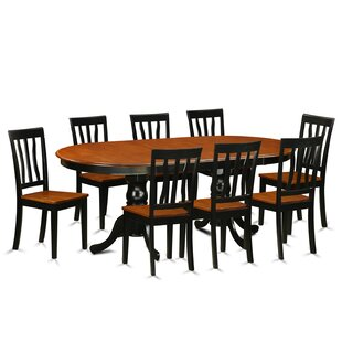 Germantown 9 Piece Dining Set by DarHome Co Best Design