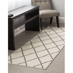 Buying Madison Avenue Gray/White Area Rug ByWrought Studio
