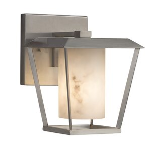 Low priced Keyon 1-Light Outdoor Sconce By Brayden Studio