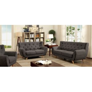 Mid Century Modern Living Room mid-century modern living room sets you'll love | wayfair