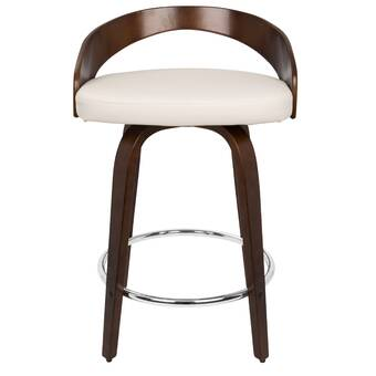 Wondrous Feinberg Bar Counter Stool Reviews Allmodern Caraccident5 Cool Chair Designs And Ideas Caraccident5Info