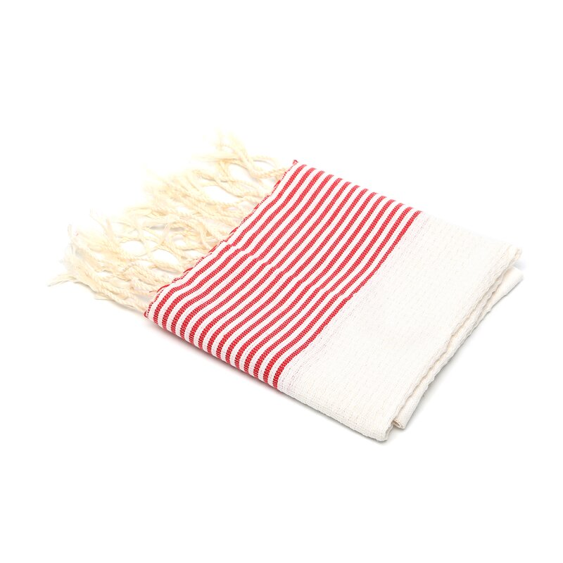 Hudgens Thin 100% Cotton Bath Towel