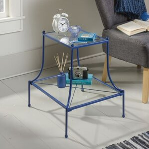 Mora End Table by Bungalow Rose