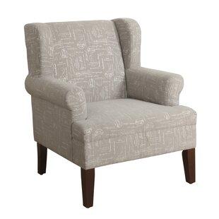 Ophelia & Co. Wingback Chair