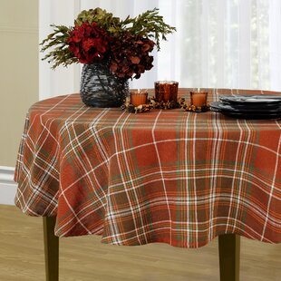 Superbe Cirencester Plaid Tablecloth