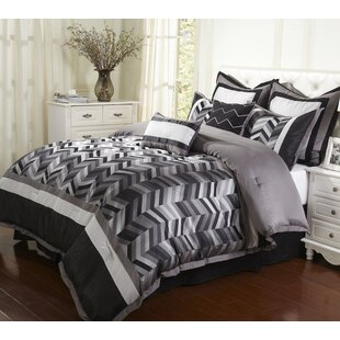 Alex 8 Piece Comforter Set