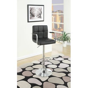 Hersom Adjustable Height Bar Stool by Orr..