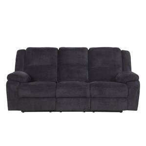 Harpersfield Classic Reclining Sofa by Red Barrel Studio
