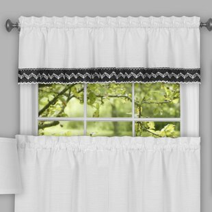 Tabares 58 Window Valance by August Grove