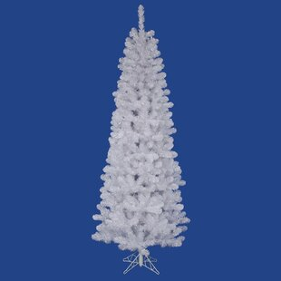 salem pencil 95 white pine artificial christmas tree - How To Decorate A 10 Foot Christmas Tree
