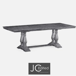 Extendable Dining Table by Jonathan Charles Fine Furniture