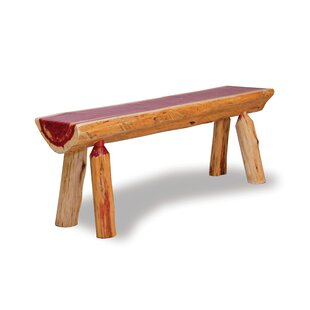 Sherwin Wood Bench by Millwood Pines