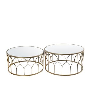 Askew 2 Pieces Coffee Table Set