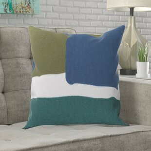 Welch Cotton Throw Pillow Cover