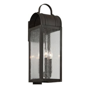 Bridlington 3-Light Outdoor Flush Mount