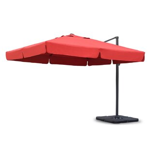 3m Square Traditional Parasol By Freeport Park