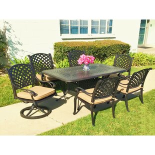 Darby Home Co Beadle 7 Piece S..