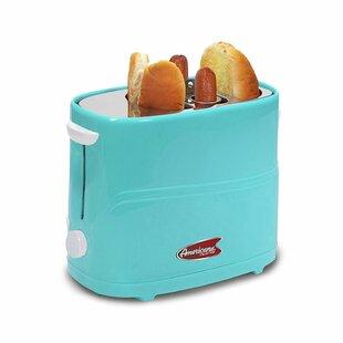 2 Slice Americana Hot Dog Toaster