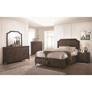 Theis Panel Configurable Bedroom Set by Union Rustic