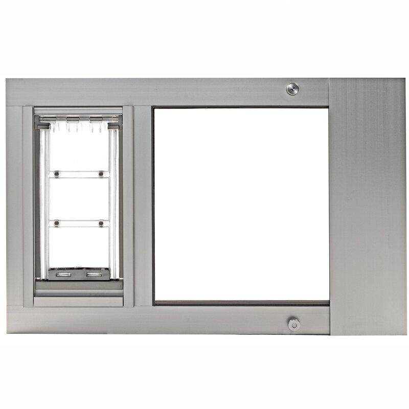 Endura Flap Thermo Sash 3E Pet Door  sc 1 st  Wayfair & EnduraFlap Endura Flap Thermo Sash 3E Pet Door   Wayfair