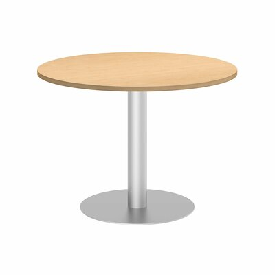 Bush Business Furniture Circular Conference Table Top Finish: Natural Maple