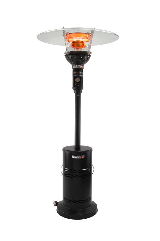 Evenglo LPG 47,000 BTU Propane Patio Heater