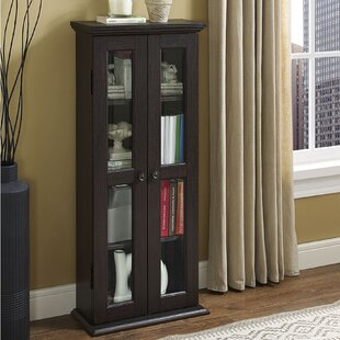 Wood DVD Multimedia Cabinet By Andover Mills