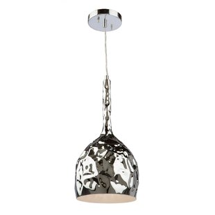 Brayden Studio Thornell Metal 1-Light Novelty Pendant