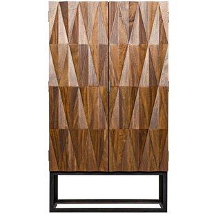 Muna 2 Door Accent Cabinet by Noir
