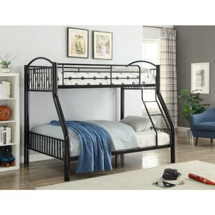 Great Price Blackwell Twin Over Full Bunk Bed By Harriet Bee
