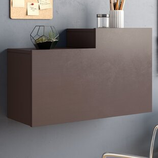 Orren Ellis Cerrato Floating Desk