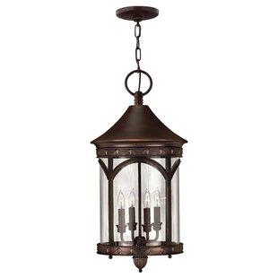 Hinkley Lighting Lucerne 4-Light Outdoor Hanging Lantern